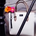 Seven ways to embellish your bag!