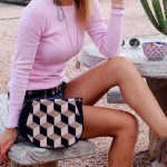 How to style a Saddle Bag!
