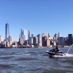 The coolest thing in NYC: Jet Skiing with Sea The City!
